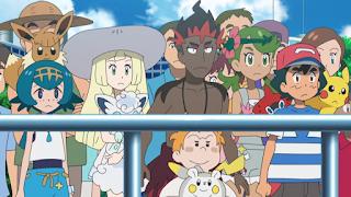 Ver Pokemon Sun & Moon Temporada 20 - Capítulo 113
