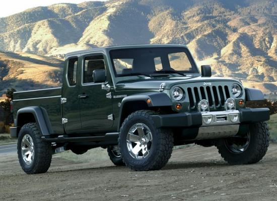 Jeep Gladiator 2019 Exterior