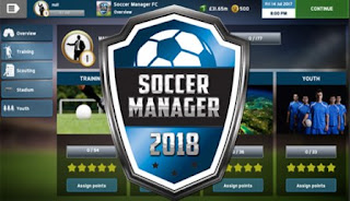 Game Manager Sepak Bola Terbaik Android dan IOS - soccer Manager 2018