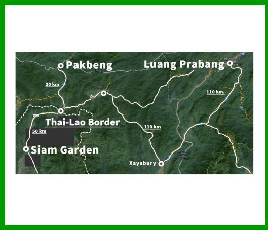 ThailandLaos border