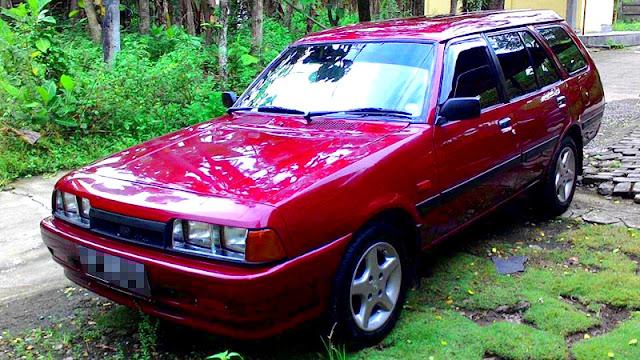 Mazda Vantrend 323 wagon