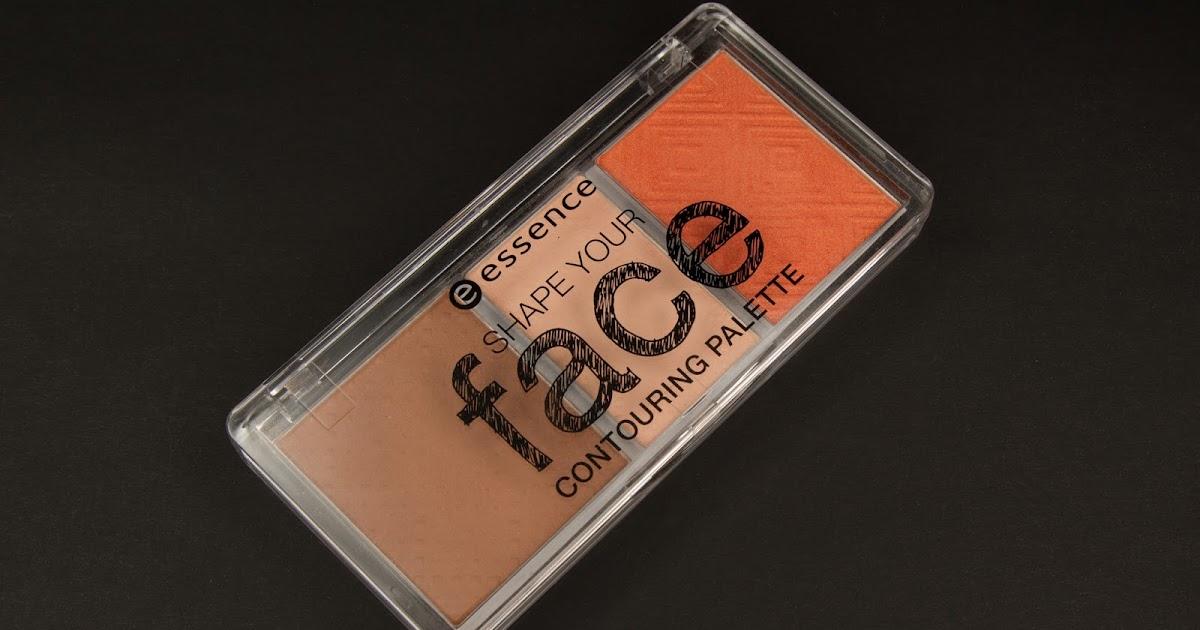 essence shape your face contouring palette vesnin blog. Black Bedroom Furniture Sets. Home Design Ideas