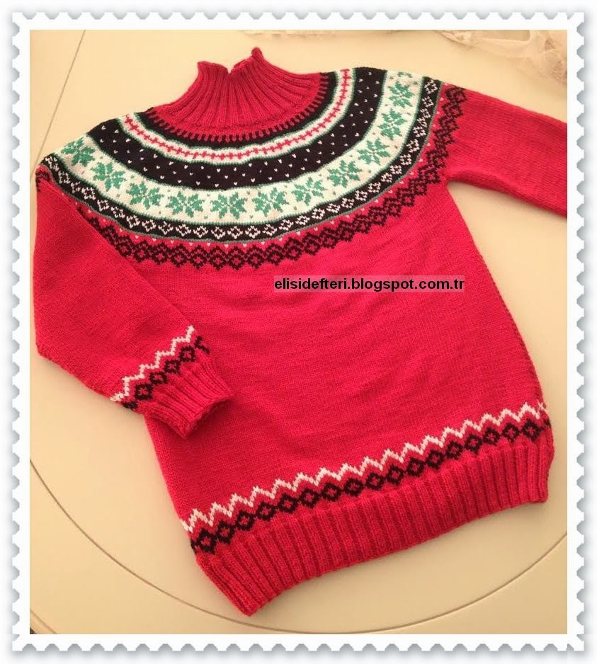 hand knit norwegian sweaters