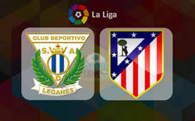 Image result for ليجانيس و أتلتيكو مدريد