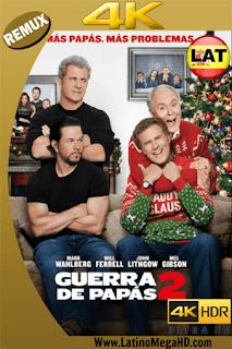 Guerra De Papas 2 (2017) Latino Ultra HD BDREMUX 2160p - 2017