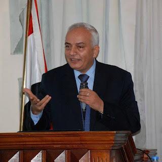 دكتور رضا حجازى ,رئيس قطاع التعليم العام ورئيس امتحانات الثانوية العامة
