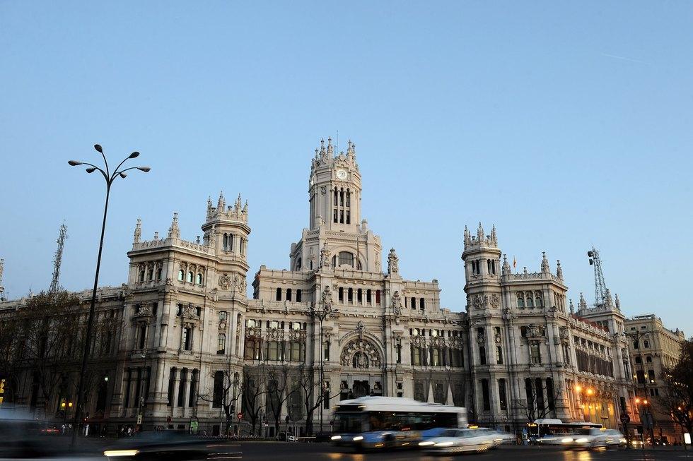 Saboraocio Visitas Guiadas Al Palacio De Cibeles Madrid