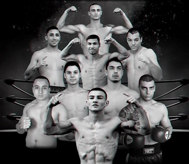 Националната боксова лига стартира в Тетевен