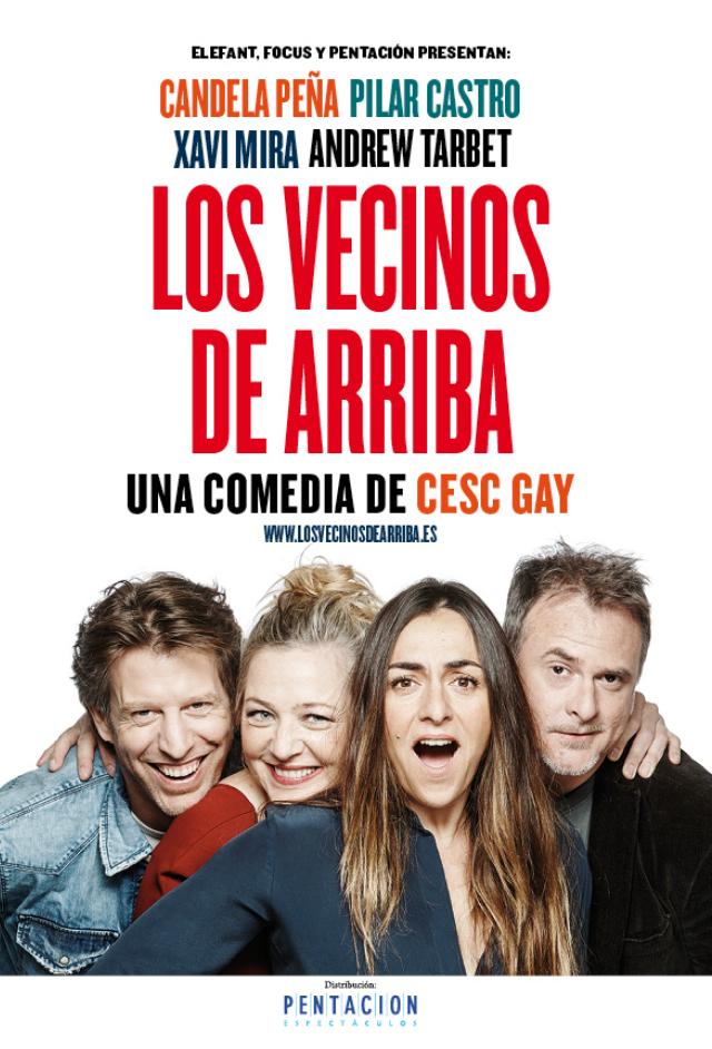 Teatro Los Vecinos De Arriba En Teatro La Latina Butaca De Primera