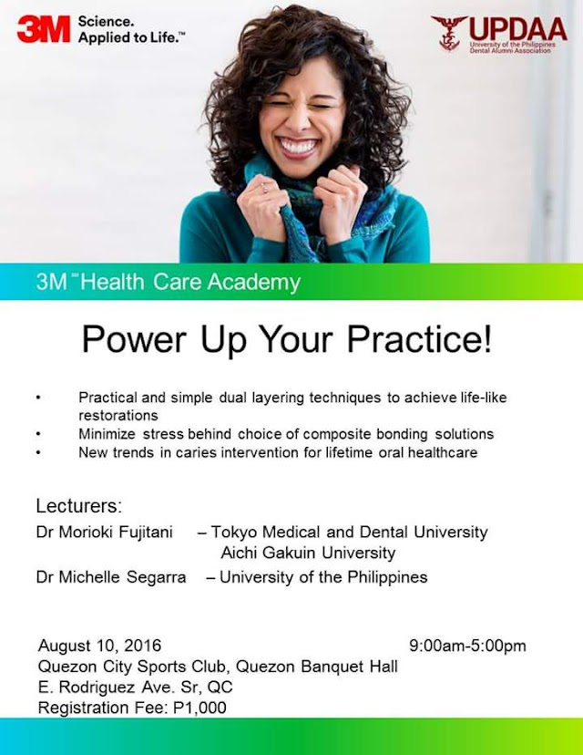 UPDAA Seminar: Power Up Your Practice
