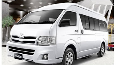 Review Mobil Toyota Hiace Bagian Interior dan Eksterior