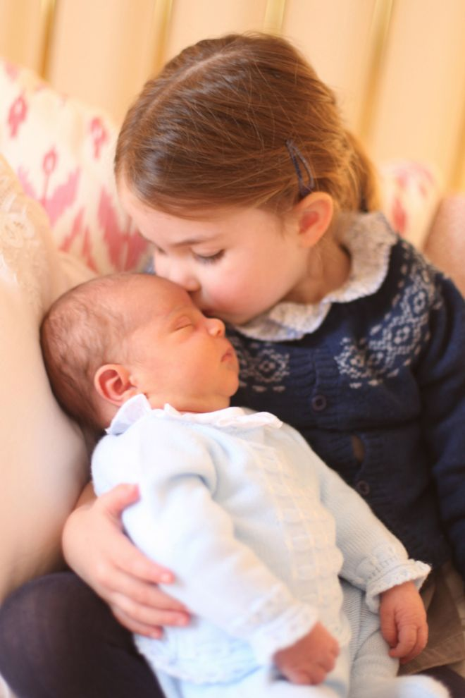 New Pictures Of Prince Louis Released - Image ~ Naijabang