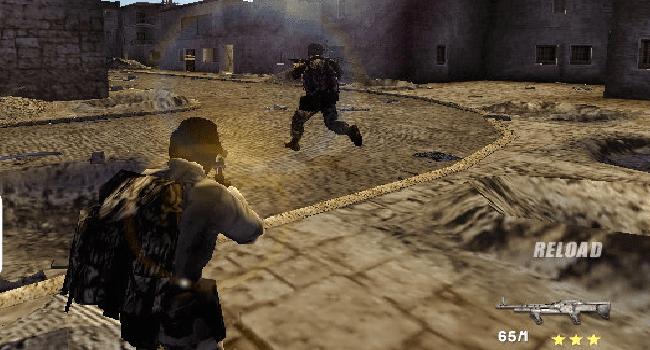 تحميل لعبة عاصفة الصحراء Desert Storm 2 بحجم صغير جدا وشغالة للكمبيوتر