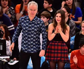 John McEnroe's Daughter