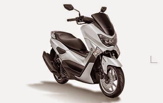 Skutik New Yamaha NMAX