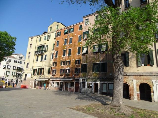 rascacielos venecianos gueto judio italia edificios altos