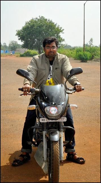 Bidar Via Bike Trip