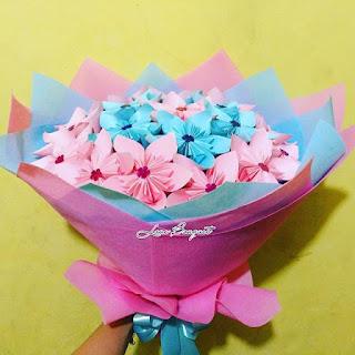 Paper Bouquet - Toko Bunga Irudini