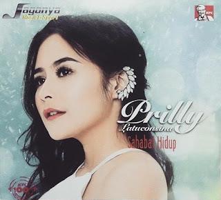 Download Lagu Prilly Latuconsina - Sahabat Hidup Full Album 2016