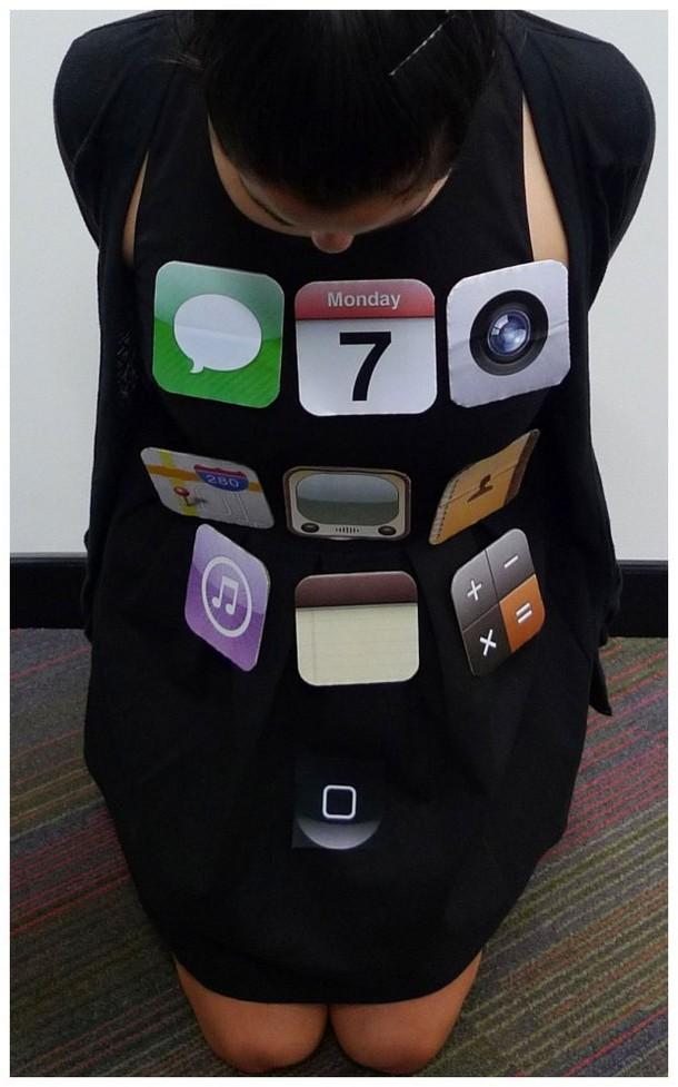 iphone dress