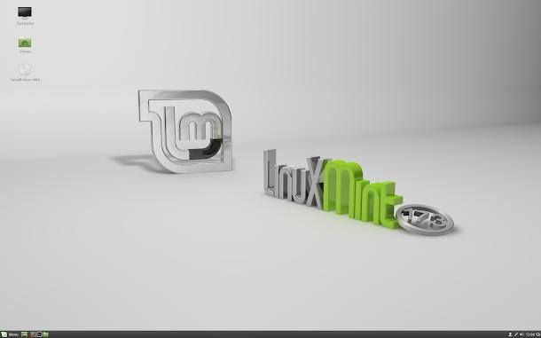 Linux Mint 17.3 CinnamonはMD5で確認