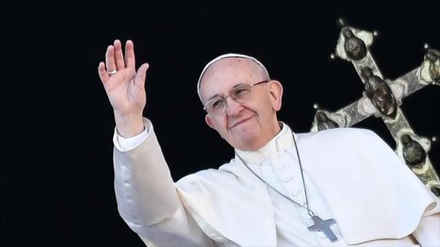 """Papa Francisco pide """"diálogo sereno"""" en Venezuela"""