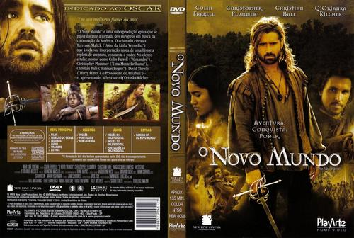 O Novo Mundo Torrent - BluRay Rip 720p e 1080p Dual Áudio (2005)