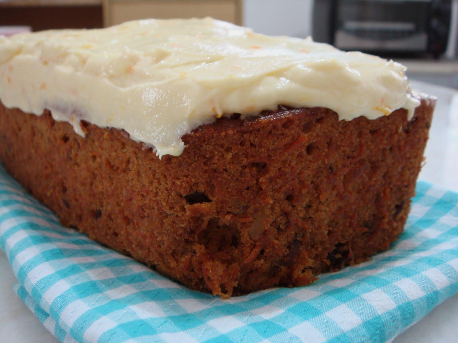 Rachel Allen Carrot Cake Video