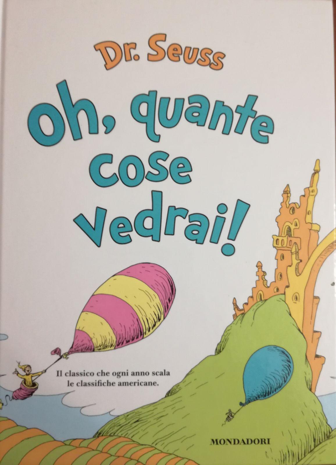 Frasi Dai Libri Per Bambini Oh Quante Cose Vedrai Figli