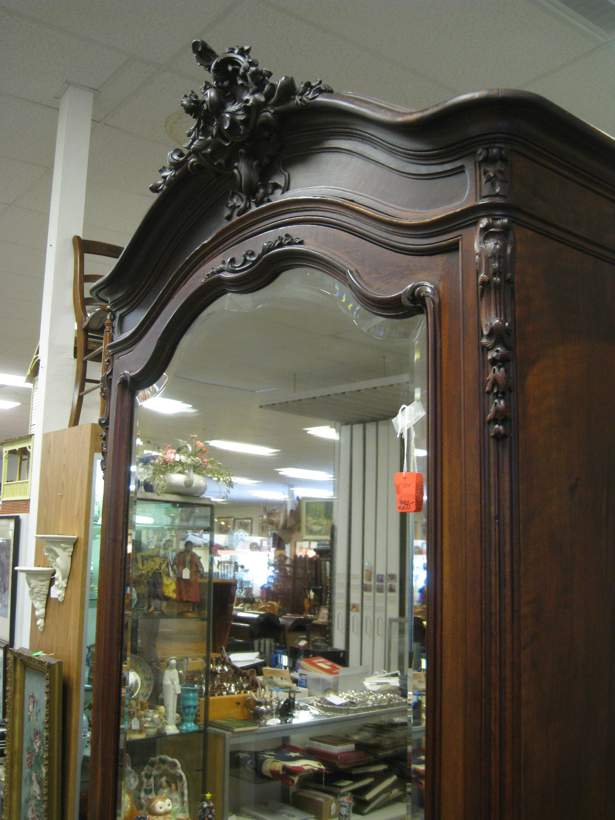 Antiques, Art, And Collectibles Vintage Armoire Old World