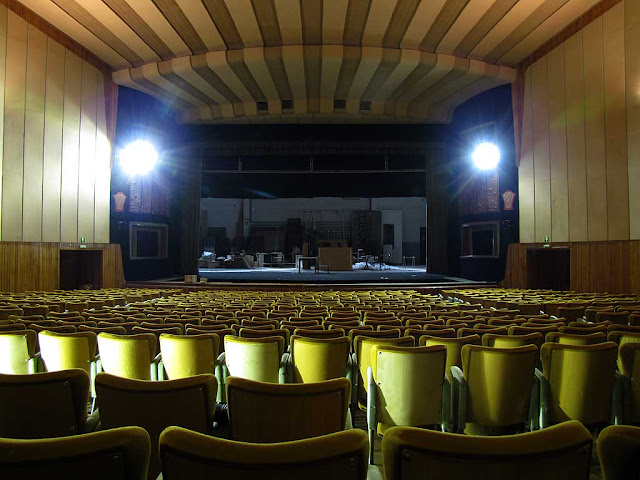Theater La Gran Guardia, Livorno