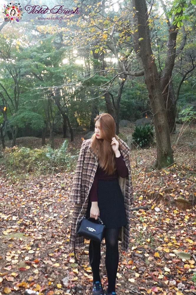 burgundy-autumn-outfit-ootd-fotd-makeup