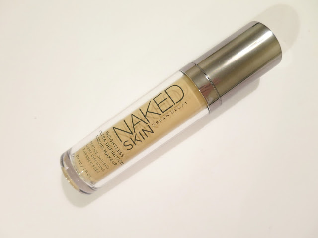 Matte Base Urban Decay Naked Skin Foundation