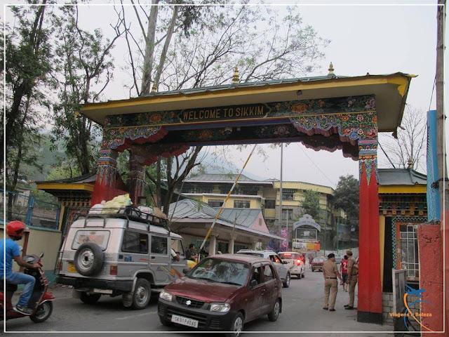 Fronteira Sikkim com Bengala Ocidental