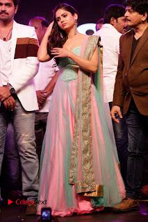 Actress Naina Ganguly Stills in Long Dress at Vangaveeti Audio Launch  0131.JPG