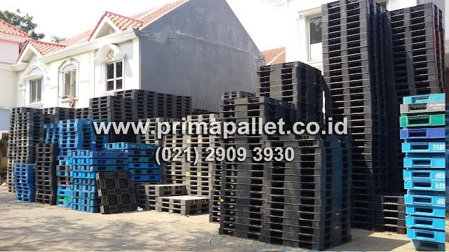 Pallet Plastik di Jakarta