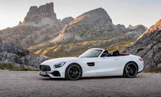 2016 Mercedes-AMG GT Roadster Side Picture