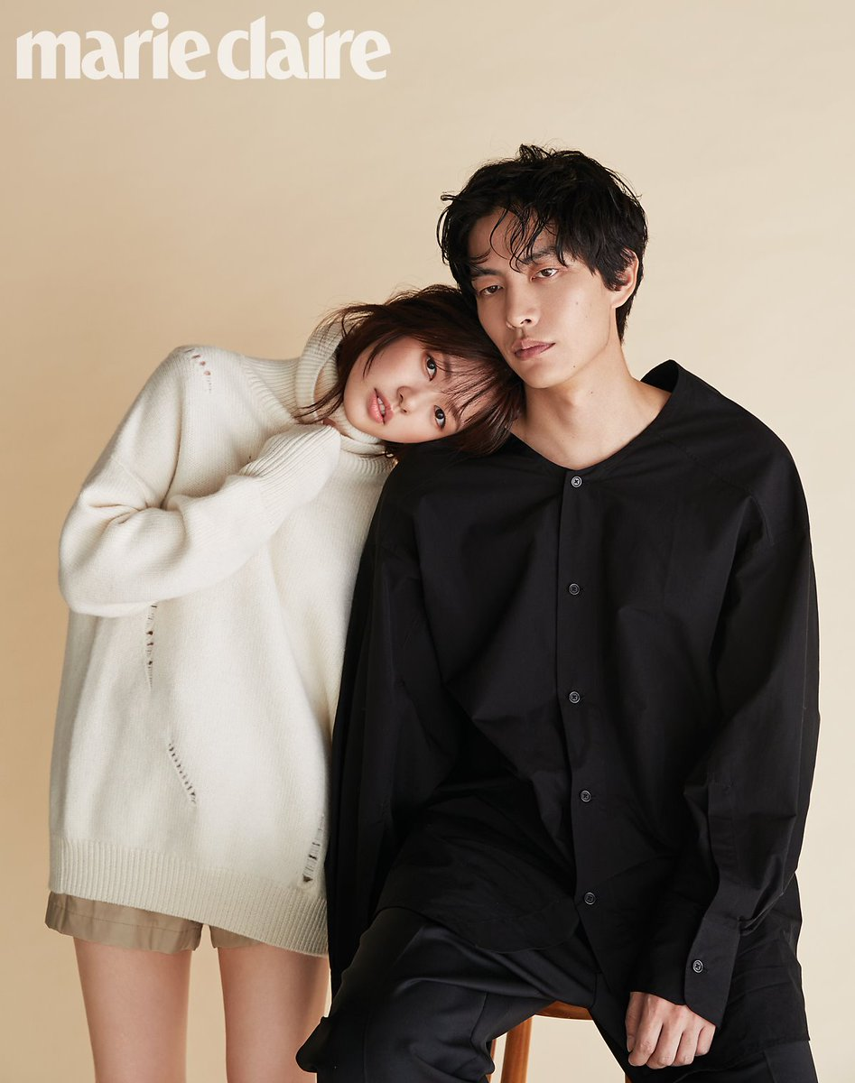 Jung So Min and Lee Min Ki Show Chemistry in Marie Claire ...