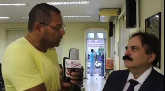 Vereador Zé Higino faz grave denuncia sobre funcionário da atual gestão municipal