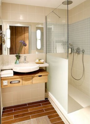 Aprende mira y practica dise os de ba os sencillos - Platos de ducha diseno ...