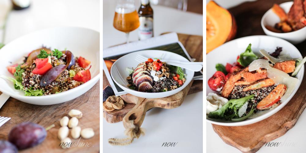 Rezept Quinoa Bowl passend zu Krombacher Alkoholfrei