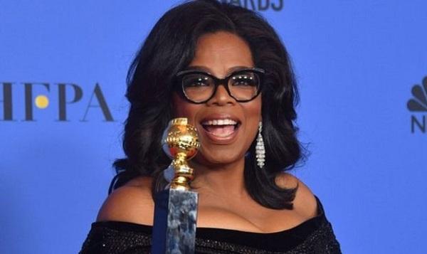 Oprah Winfrey - Apresentadora de TV (Imagem: Reprodução/BBC)