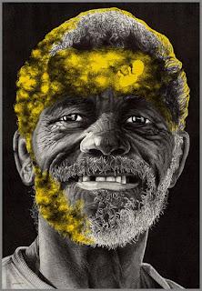 retratos-de-personas-negras-arte-admirable rostros-personas-dibujos