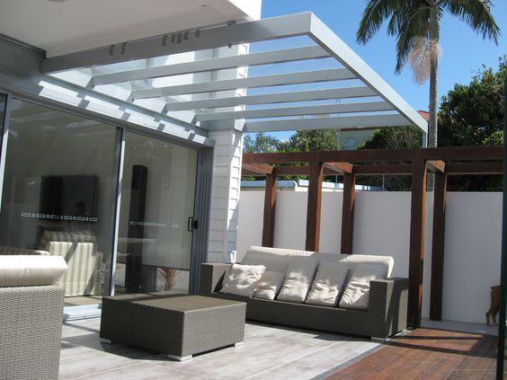 Metal Pergola Roof