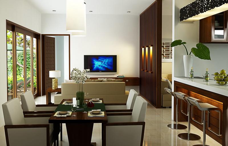 Ide Dekorasi Rumah Minimalis Tipe 45