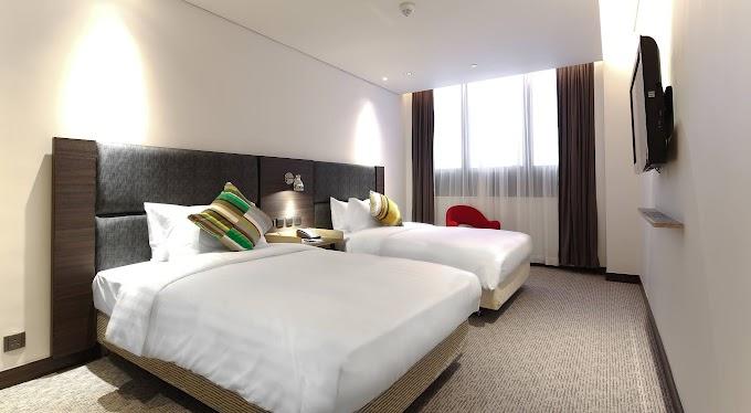 【特色酒店】時尚工業風 香港君立酒店