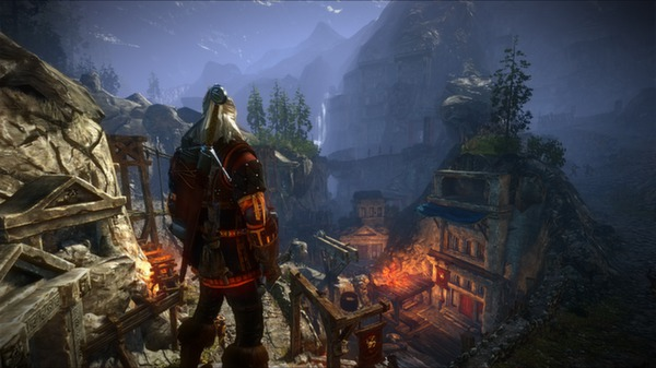The Witcher 2 Assassins Of Kings Enhanced Edition PC Free Download Screenshot 3