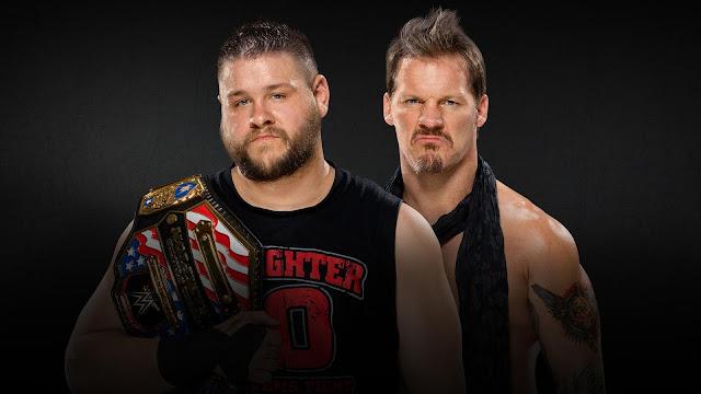 United States Champion Kevin Owens vs. Chris Jericho
