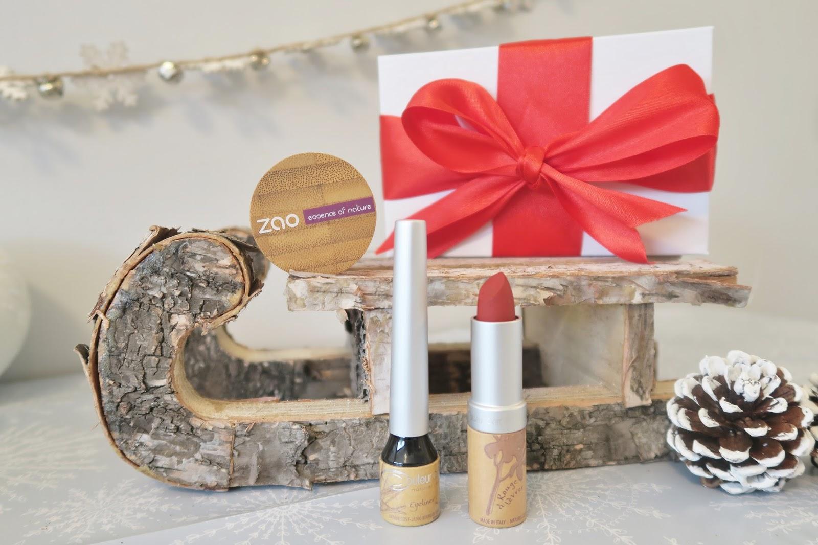 Amber's Beauty Talk Christmas Gift Guides | Glow Organic Christmas Make-up Gift Set