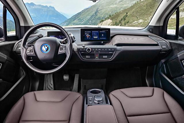 Novo BMW i3 2018